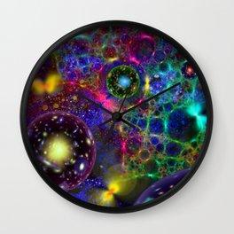 Universe 2 Wall Clock