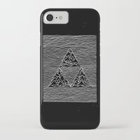 joy division iPhone & iPod Cases featuring Triforce // Joy Division by Daniel Mackey