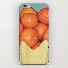 Mandarins iPhone & iPod Skin