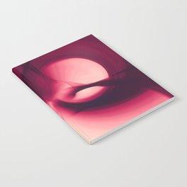 Splash of Wine Fractal Notebook