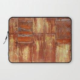 Rusty metal wall surface Laptop Sleeve