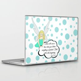 Kneeling Fairy Laptop & iPad Skin