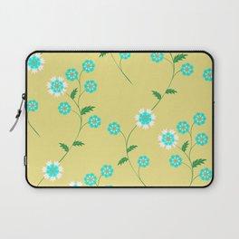 Knapweed, centaury, centory flowers Laptop Sleeve