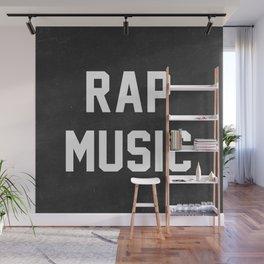 Rap Music Wall Mural