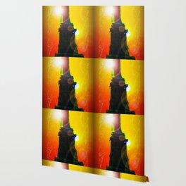 Statue of liberty - Freiheitsstatue New York 10 Wallpaper