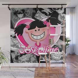 Joséphine Photoshoot! Wall Mural