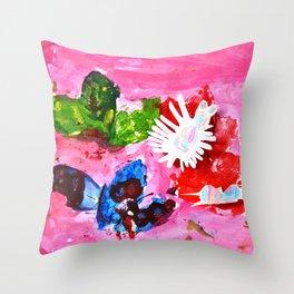 BUTTERFLiES TRANSFORMATiON | Craft Kid Throw Pillow