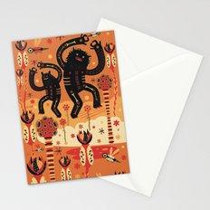Les danses de Mars Stationery Cards