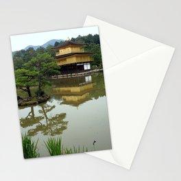 Kinkaku-ji Temple - Greg Katz Stationery Cards