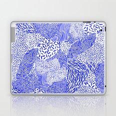 Blue sand Laptop & iPad Skin