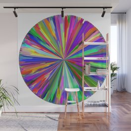 color wheel 05 Wall Mural