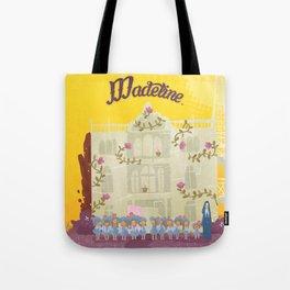 Madeline. Tote Bag