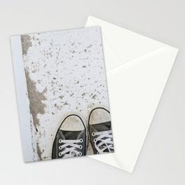 take a walk I need my shoes Stationery Cards