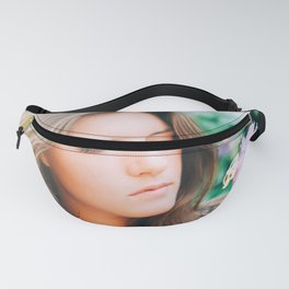 Flower photography by Seth Doyle Fanny Pack