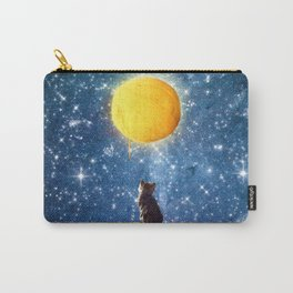 A Yarn of Moon Carry-All Pouch