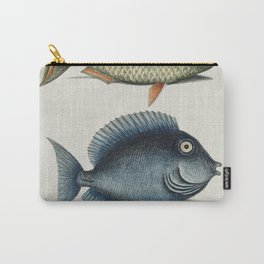 Vintage Fish Illustration Carry-All Pouch