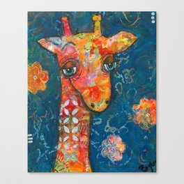 Suzy Canvas Print