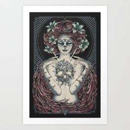 Helltrap Art Print