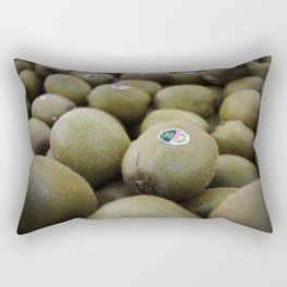 Endless Kiwis Rectangular Pillow