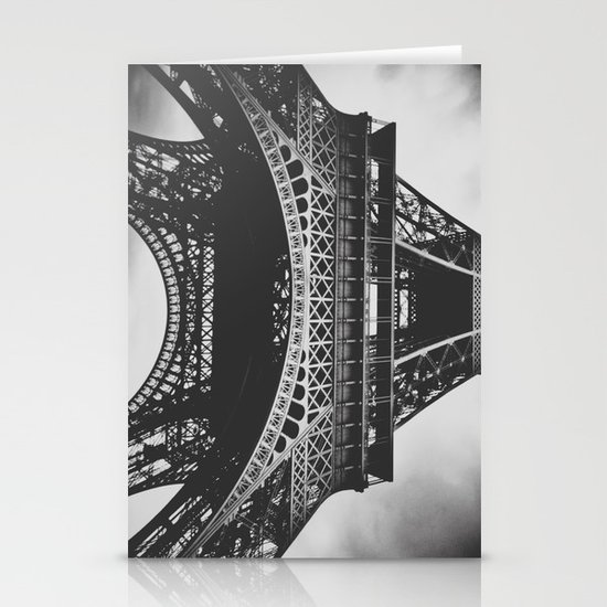 Under  the tower Stationery Cards