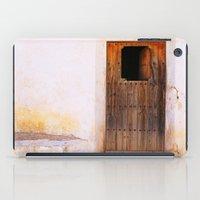 door iPad Cases featuring Door by  ETE*