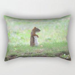 Momma Squirrel Rectangular Pillow