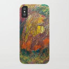 Oh, Deer iPhone Case