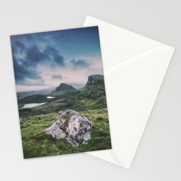 Up in the Clouds III Stationery Cards