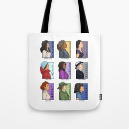 She Series - Real Women Collage Version 4 Tote Bag