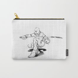 Naked Ninja Carry-All Pouch