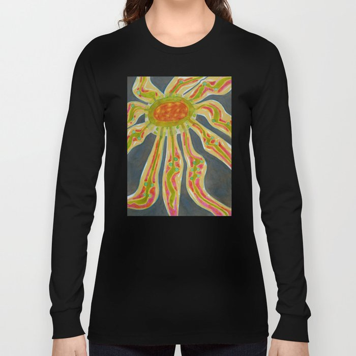 Flowing Lifeforce Long Sleeve T-shirt