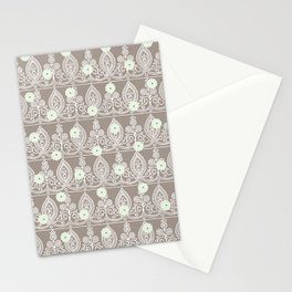 Gypsy Lace in Neutral Stationery Cards