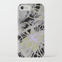 geode iPhone & iPod Cases featuring Geode 7 by michiko_design