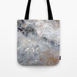 Grey Notes Tote Bag