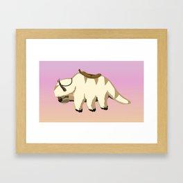 Appa Framed Art Print