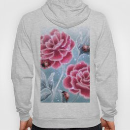 Frosted Flowers Hoody