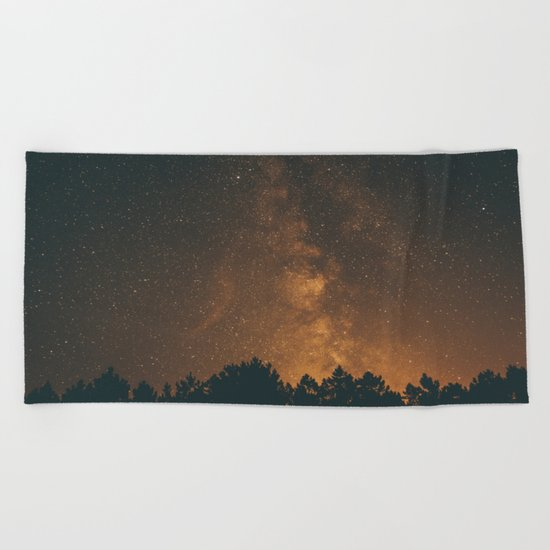 Make a wish Beach Towel