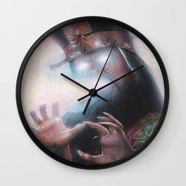 Lo Pan Wall Clock