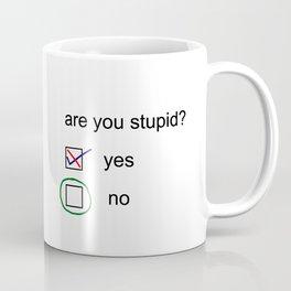 Litmus To Coffee Mug