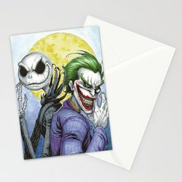 Wicked Smiles Stationery Cards