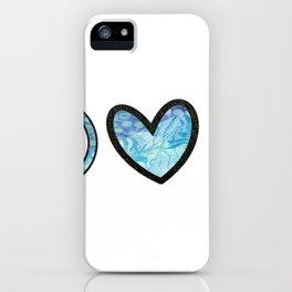 Sweet Peace Love & Wine iPhone Case