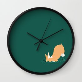 Let's dig it. Wall Clock