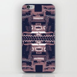 The Buddhist Temple iPhone Skin