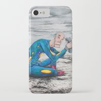 spaceman iPhone & iPod Cases featuring Spaceman by Neal Julian