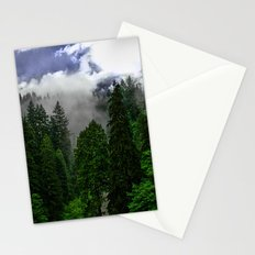 Canadian Forest Stationery Cards