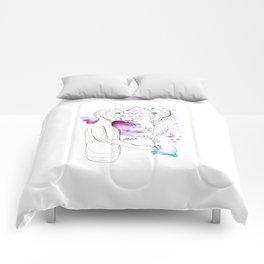MIRROR Comforters