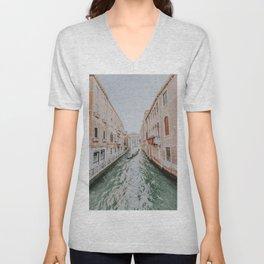Venice / Italy Unisex V-Neck