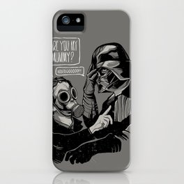 Are you my Mummy? iPhone Case