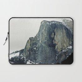 Snow Cap Half Dome Laptop Sleeve