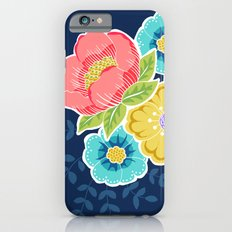 Floral Beauty - Midnight iPhone 6s Slim Case